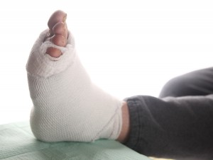Diabetes and your feet