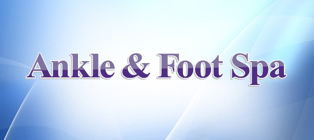 Ankle & Foot Spa